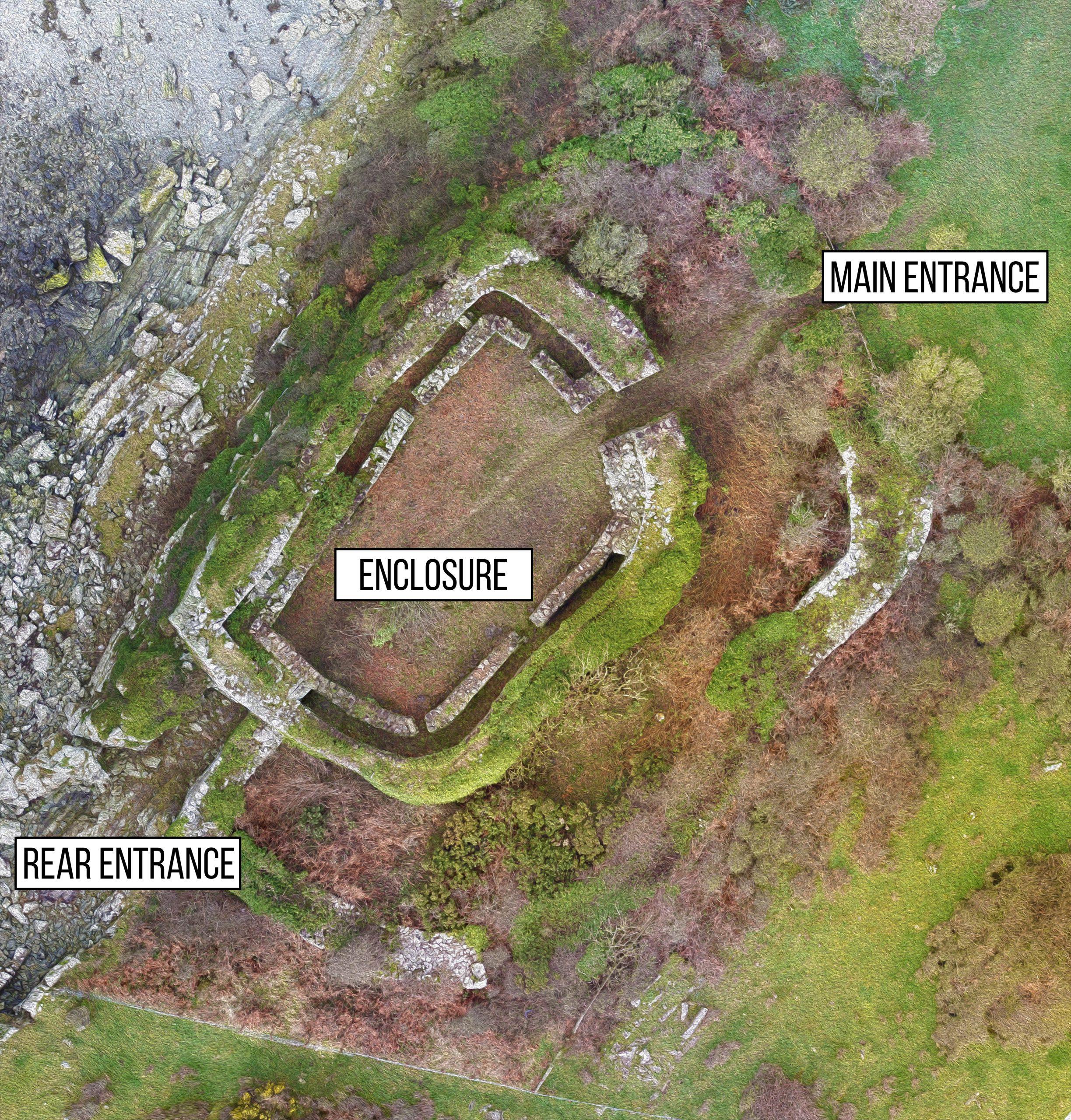 Castle Haven Map
